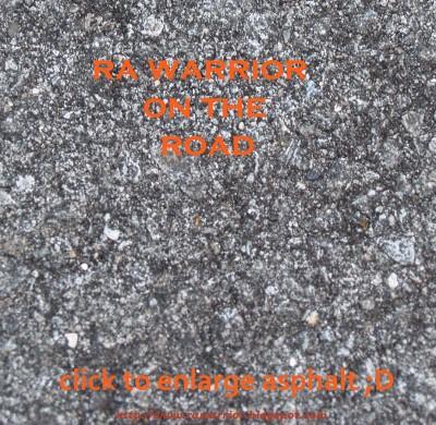 professional patient road asphalt