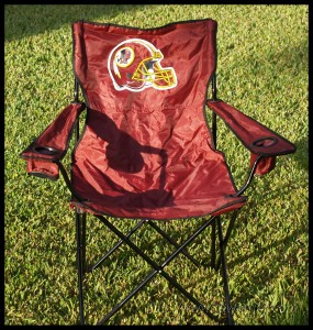 redskin chair