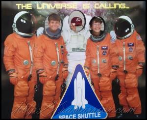 Fun at NASA