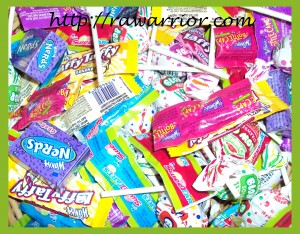Laffy Taffy, Nerds, & Sweet Tarts