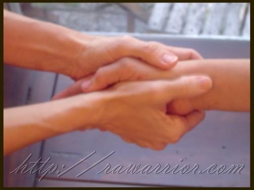 Rheumatoid Arthritis handshake 1