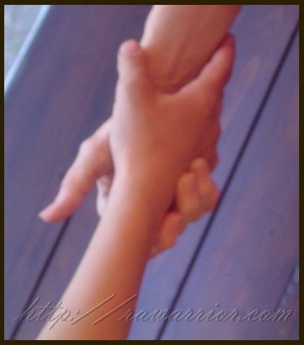 Rheumatoid Arthritis handshake 2