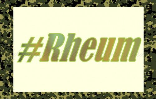 rheum hashtag