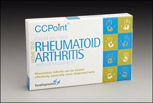 CCPoint anti-ccp test