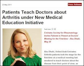 emirites rheum patients