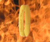 firey Rheumatoid Arthritis ring