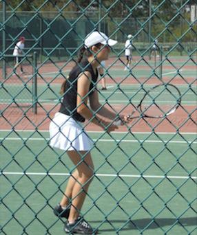 MK Belhaven tennis