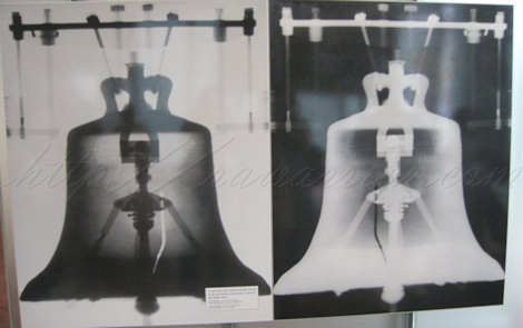 Liberty Bell x-ray