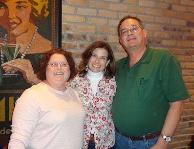Carol, Kelly, & Gene
