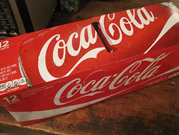 case of Coke