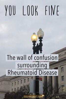 Confusion surrounding rheumatoid disease