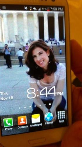 smartphone clock error