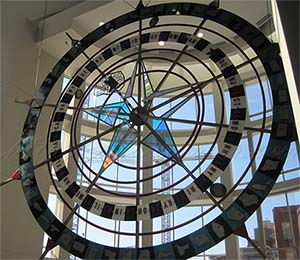 glass star Walter Washington Conv Center