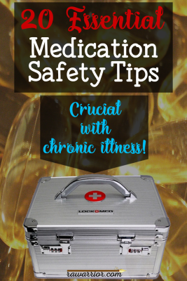 20 Essential Medication Safety Tips
