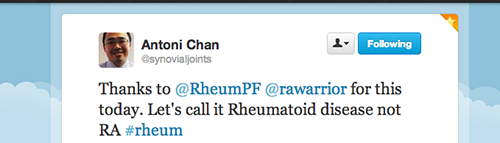 Dr Chan says RD