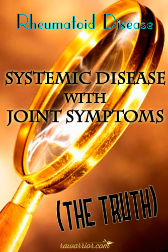 Systemic Disease With Joint Symptoms
