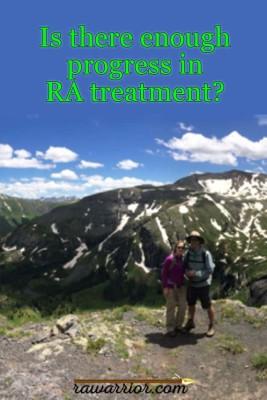 A Plateau in RA Treatment Progress?