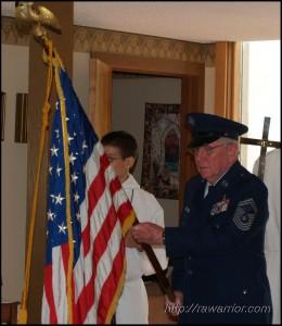 GlennJ & flag