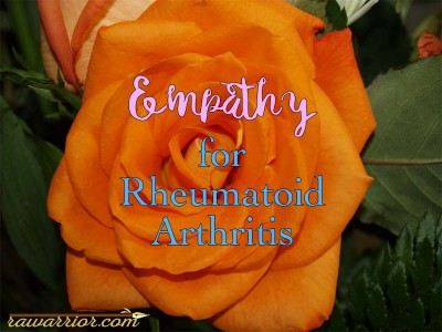 empathy rheumatoid arthritis