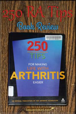 Rheumatoid Arthritis Tips Book review