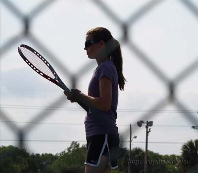 young RA Warrior KB tennis