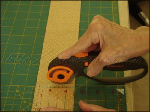 Rotary Cutter 1