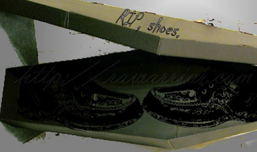 Greece kills diabetes shoes
