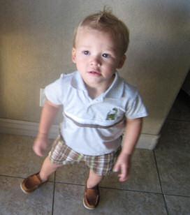 Mason's Rheumatoid Arthritis story 2