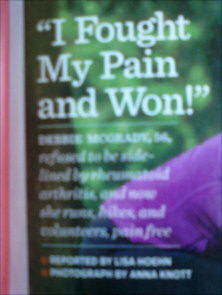 """I fought my pain & won"""