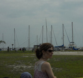Kelly at last Space Shuttle launch