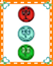 stoplight smilies