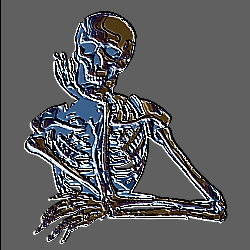 skeleton thinking