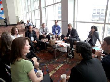 2011 Chicago ACR #Rheum Tweetup