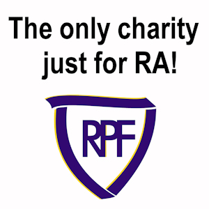 Rheumatoid Patient Foundation badge