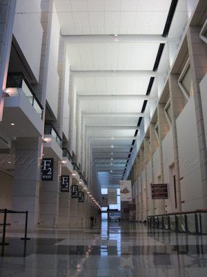 Hallway McCormick Place