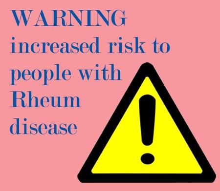 rheum risk warning sign