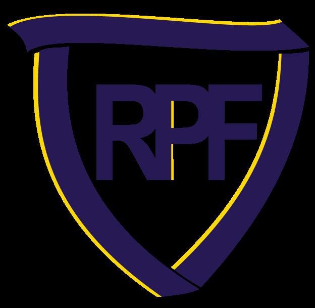 Rheumatoid Patient Foundation ribbon-shield