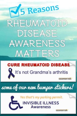 5 Reasons Disease Awareness Matters with Rheumatoid Arthritis